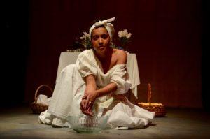 LAVEAU: Dezi Solèy as Marie Laveau in Laveau