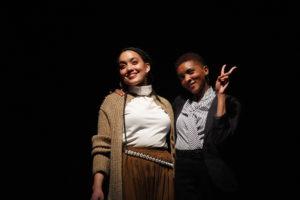 (L-R) Dezi Solèy and Jasmine Williams. Photo: Jay Yamada