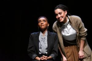 (L-R) Jasmine Williams and Dezi Solèy. Photo: Jay Yamada